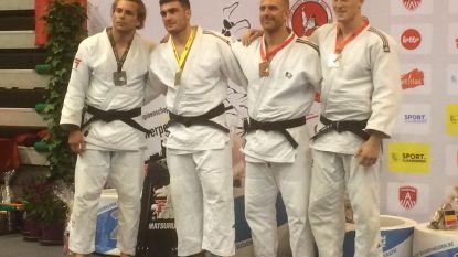 Bronzen medaille voor judoka Antonino Petricone