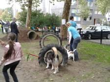 Geld voor hondenspeeltuin en voor Speelberg Vlijmen