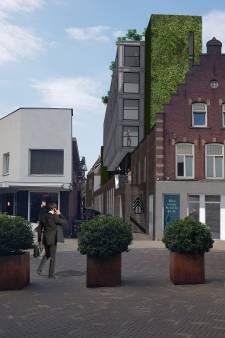 Studio's Tilia moeten pisstraatje in centrum Tilburg omtoveren in sfeervolle steeg