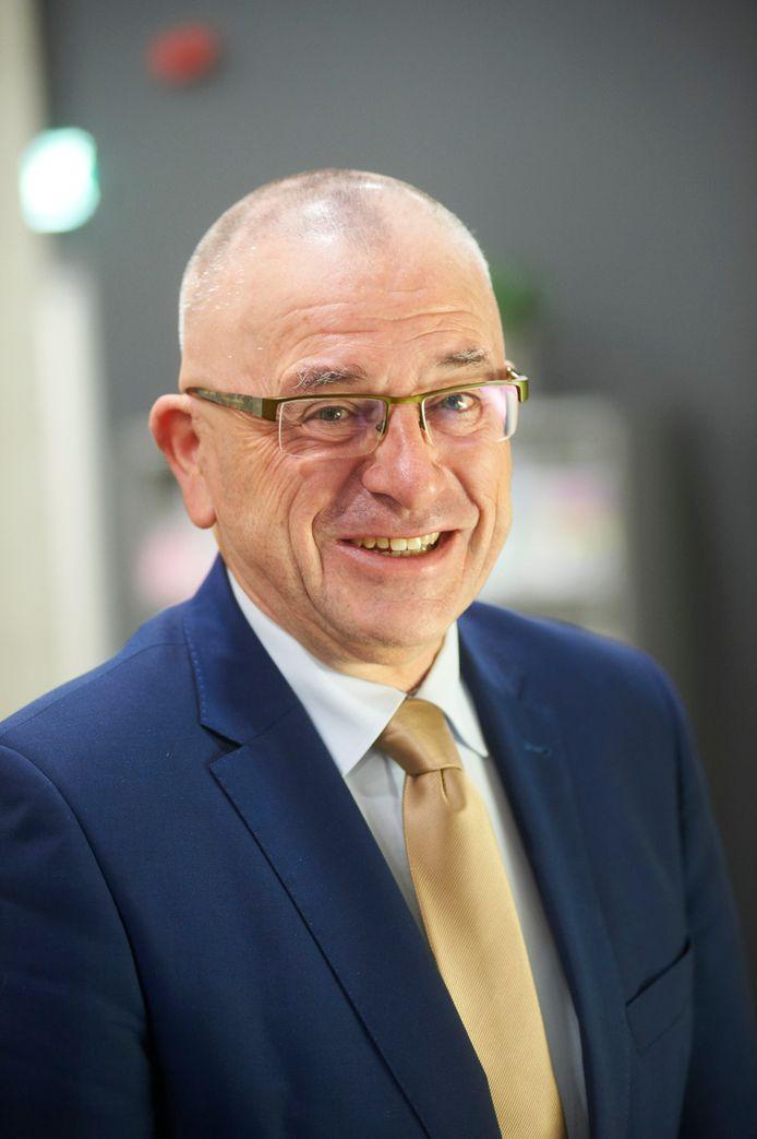 Burgemeester Pierre Bos