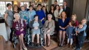 Maria Vandendorpe viert 100ste verjaardag