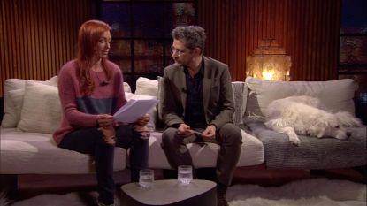 """Een emotionele Natalia in 'Winteruur': """"Ik weet nu zeker dat ik een liefdeskind ben"""""""