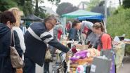 Gemeente organiseert voor het eerst een rommelmarkt op de kermis in Nederbrakel