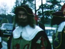 Zo zag de Sinterklaasintocht er vroeger uit in Harderwijk
