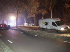 Ongeluk met meerdere voertuigen op N35 tussen Haarle en Nijverdal