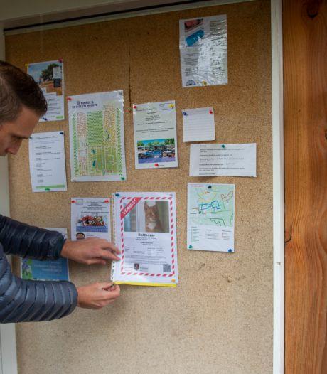 Balthazar verdween tijdens vakantie op de Veluwe, Robbert en Daphne houden hoop