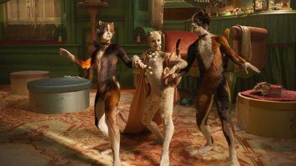 Oscarcampagne voor 'Cats' geannuleerd na tegenvallende resultaten