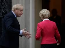 Britten schrikken wakker: als Johnson de plooien met Brussel niet gladstrijkt, betalen zij de rekening
