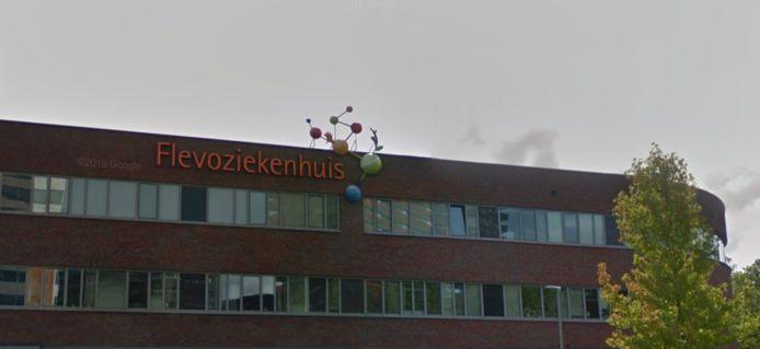 Het Flevoziekenhuis in Almere