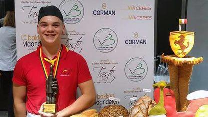 Berre is aspirant-bakker van het jaar