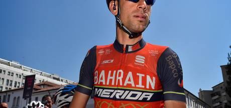 Bahrein-Merida zoals verwacht zonder Nibali naar Tour