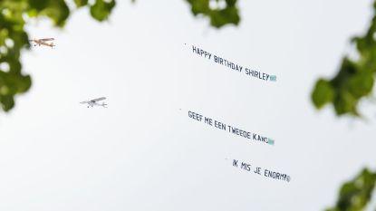 """Peperdure liefdesbrief krijgt happy end: """"Kans is groot dat het goedkomt tussen de twee"""""""