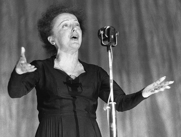 Edith Piaf Beeld EPA