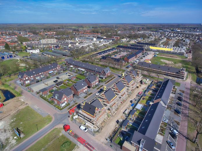 Hulzebraak in Schijndel is volgebouwd. Schijndel heeft voorlopig geen bouwlocaties meer. Ook niet voor sociale huisvesting.