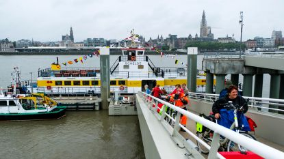 Goed nieuws voor pendelaars en toeristen: Sint-Annaveer blijft varen