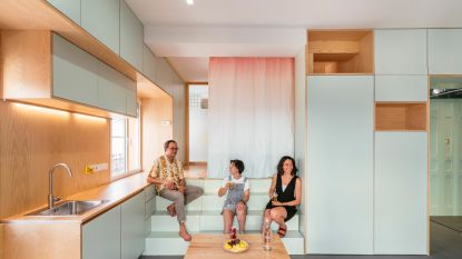 Grootse ideeën voor kleine huizen. Hoe je alles uit een beperkte oppervlakte haalt