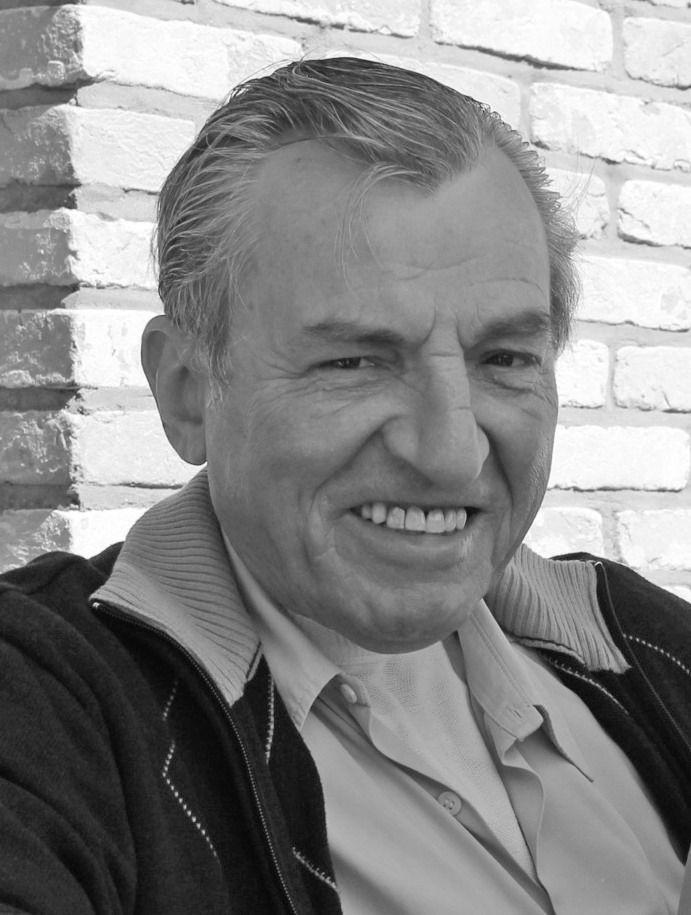 Gilbert Lagae is overleden.