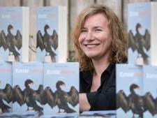 Haar eerste boek én een eigen uitgeverij