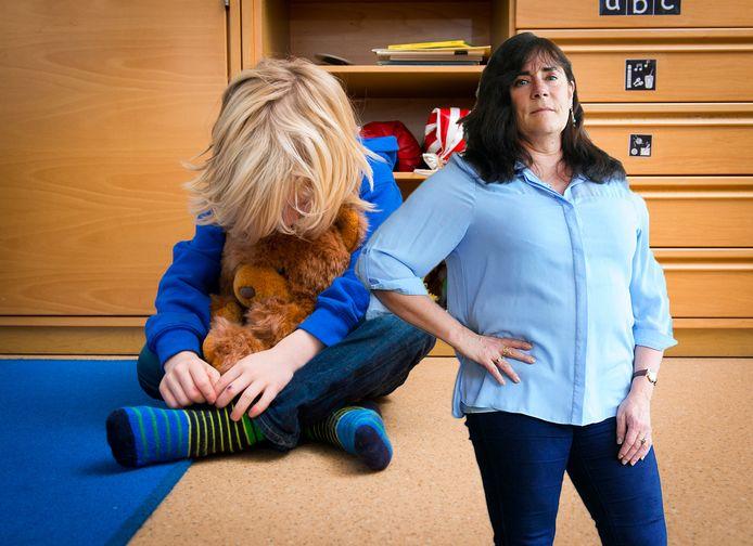 SP-raadslid Eva Dansen vreesde dat geld voor jeugdzorg in eigen portemonnee van bestuurders belandt. Volgens het Gorcums college is die zorg onterecht.