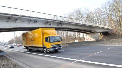 E40 verschillende nachten afgesloten voor werken aan brug in Erpe-Mere