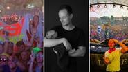 In 2013 vroeg Daphne via spandoek op Tomorrowland haar dj om een baby, nu kijkt Yves V zoontje in de ogen
