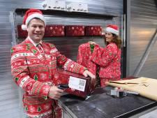 Meer aandacht voor het kerstpakket dit jaar: 'Ik breng het  in een kerstpak langs'