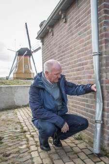 Weegbrug Sint-Philipsland is al maandenlang mikpunt vandalen