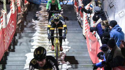 Cyclocross naar Zuiderboulevard en stadionvijvers: 10.000 bezoekers kan