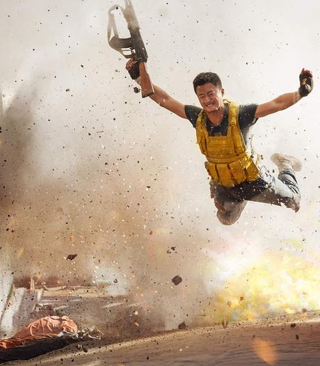 Chinese Rambo lust Amerika rauw