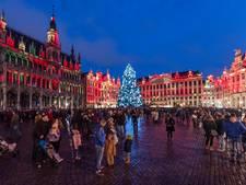 Kerstlichtjes fleuren de wereld op