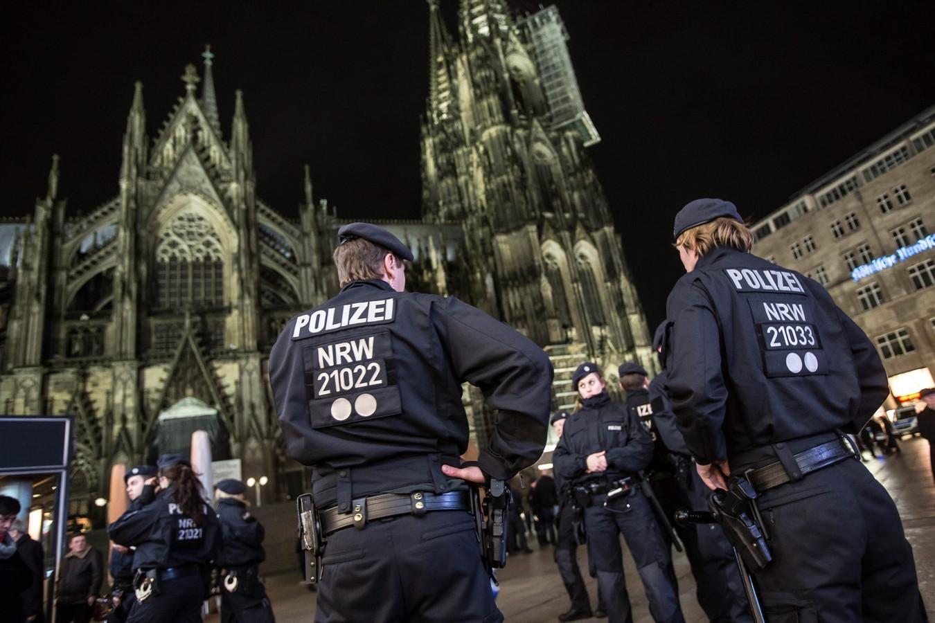 Politie in Keulen