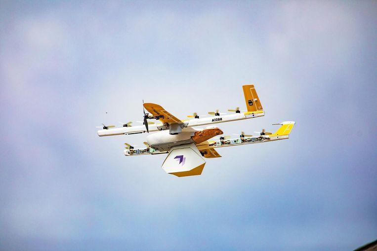 De eerste commerciële droneservice ter wereld is operationeel.