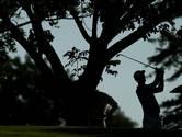 Golfer Besseling blijft meedoen om titel