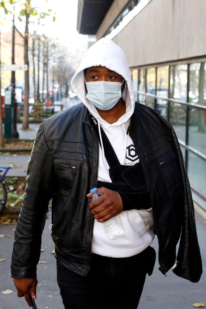 Muziekproducent Michel werd vorige week zaterdag mishandeld door vier Franse agenten.