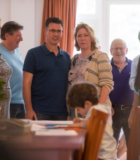 Waardering en afgunst liggen dicht bij elkaar, merken Eric en Karin Rentmeester in Oisterwijk