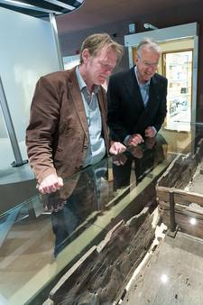 Archeoloog Hazenberg wint Cultuurprijs