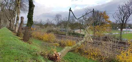 Treinverkeer tussen Vlissingen en Goes uren plat