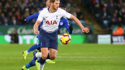 Tottenham is ook met Kane op de bank een maatje te groot voor Leicester, Son toont zich met heerlijke goal