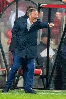 De Graafschap-trainer De Jong: 'Moesten wel verdedigend spelen'
