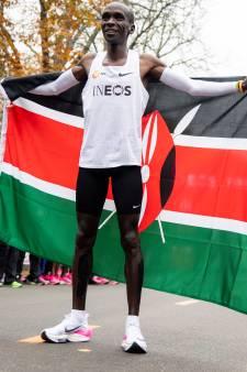 Le Kényan Kipchoge brise la barre des 2 heures au marathon