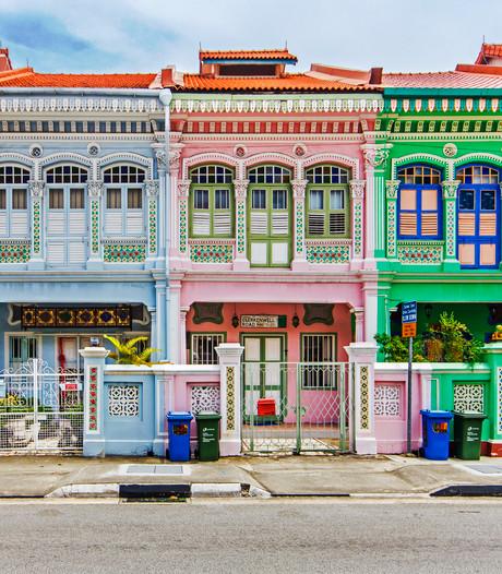 Op zoek naar de ruige kanten van Singapore