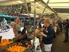 Oldenzaalse maandagmarkt terug op Groote Markt: iedereen is blij