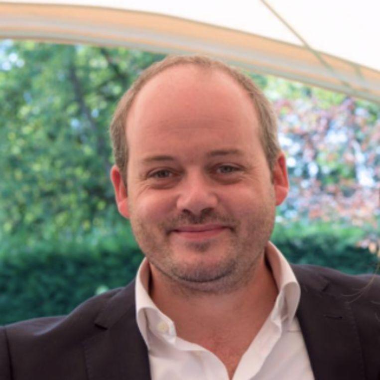 Nicolas Vanden Eynden komt binnen in de gemeenteraad.