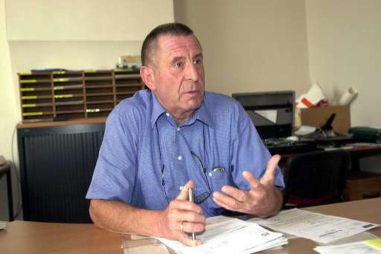Burgemeester Willy De Waele