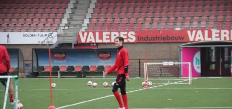 Helmond Sport hervat training in kleine groepjes