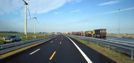 Ook langs A50 bij Wijchen grote  interesse voor windmolens