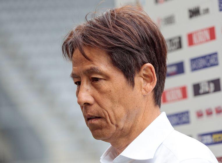 Akira Nishino.