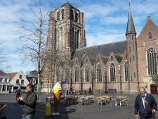 Oosterhoutse binnenstad stil en verlaten: 'De stad is leeg'