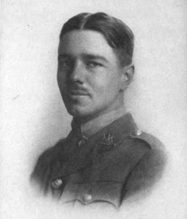 Wilfred Owen. Beeld