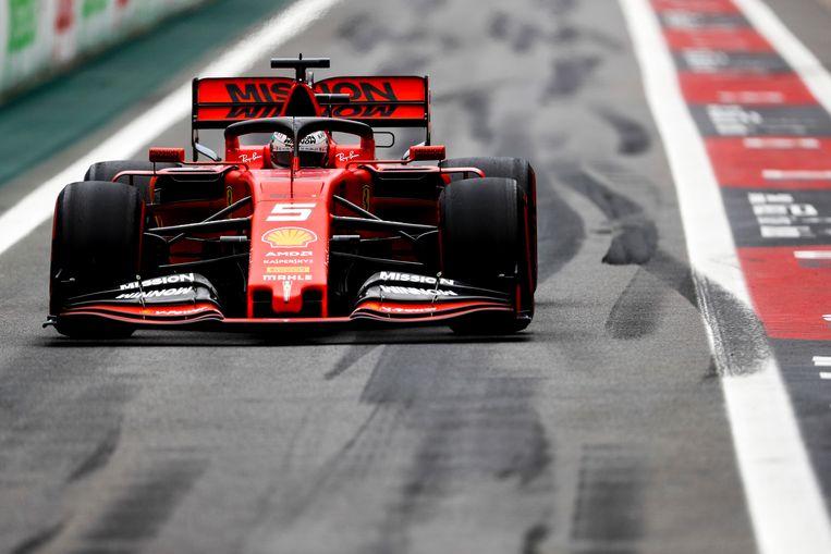 Vettel.
